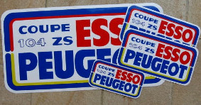 stickers-peugeot-esso-coupe-104-zs